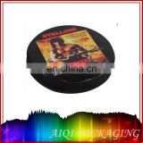 2016 newest hot selling pretty round cd tins