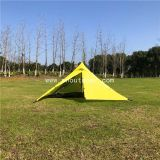 2 Man Tent Pyramid Ultralight Waterproof Outside Camping Tents