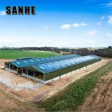 cow shed structures barns building construction cost prices