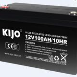 12V100AH Lead-acid battery
