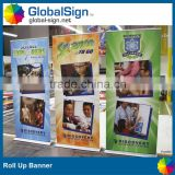 Shanghai GlobalSign cheap and hot selling pull up banner stand
