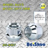 Hex Flange Wheel Nut