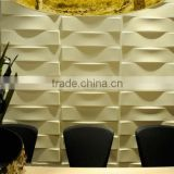 Hotel PVC Pattern 3D Interior Decorative Wall Panel                                                                         Quality Choice