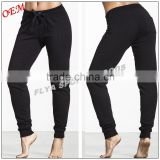 Active Women Sportswear Custom Gym Joggers Pants Training Classic Tapered Sport Sweatpants Wholesale                                                                         Quality Choice