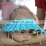 wholesale alibaba quality baby products different color to choose baby shampoo cap baby shower cap