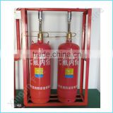 FM200/HFC-227EA automatic gas fire equipment/empty cylinder system
