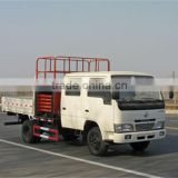NISSAN crew cab 3 Knuckle arm 12-16 meter High-altitude Operation Truck aerial working platform