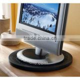 Multi Purpose 360 degrees 2 ways Rotating Turntable TV Speaker Cake Plant Stand Max 30Kgs