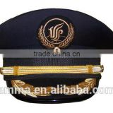 New style airline pilot hats wholesale with good quality HT2043