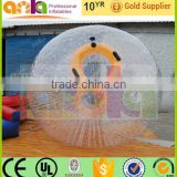 specialized in football inflatable body zorb ball for sale with 12 moths guarantee                                                                         Quality Choice