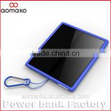 Business and travelling high capacity laptop solar solar mobile charger 12000mah