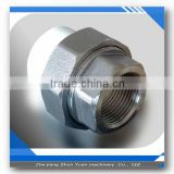 stainless steel union hose fitting pipe fitting rotary union coupling pipe union ppr union DN stainless union