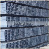 Galvanized SHS RHS weight square hollow section steel tube ,galvanized square steel tube