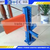 Steel Iron structures Heavy weight Warehouse Rack Seletive Pallet Storage rack TUV and ISO Certification
