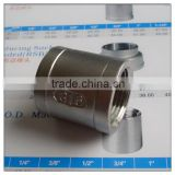 "Brand new 1"" Female x 1"" Female Coupler Stainless Steel SS304 Threaded Pipe Fitting"