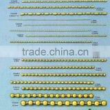 Ball chains wholesale, silver ball chain, brass ball chain