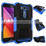 Armor design case for ASUS zenfone 2 laser ZE 500KL 5.0
