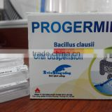 Bacillus Clausii liquid for oral, BFS Technology, probiotics for human use