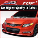 Madly New body kit for 2012-2013 Honda kit for Civic 2DR Duraflex H-Sport