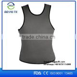 Factory Directly Body Building Top Quality Elastic Neoprene Vest Made in China