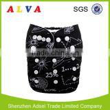Alva New Design High Quality Cheap Baby Cloth Nappies Cloth Diapers                                                                         Quality Choice