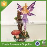 Hi-Q Custom Resin Beautiful Faery Furnishing Articles Figurine Garden Supplies Decorations