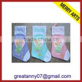 new products on china market toy baby's first christmas stocking cute christmas stockings wholesale