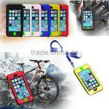Cool Stunning beautiful top professional design waterproof case for iphone 4 4s 5 5s 5c