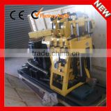 Drilling Depth 200m Small Scale Water Well Drill Drig for Civil Wells and Earth Temperature Central Air-conditioner