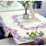 Korean Style Top Selling Embroidered Jacquard Table Cloth