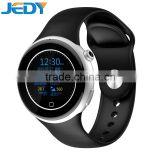Newest Round SmartWatches Bluetooth Factory Price Wholesale for Android and IOS Cell Phone Heart Rate monitor Sports Smart Watch