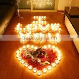Propose Event Only you/event/suprise/candle/tealight/Love/wedding/marry