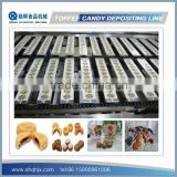 PLC Control&Full Automatic Toffee Candy Making Equipment
