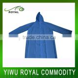 Fancy Branded Adult Long PVC Raincoat