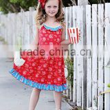 2016 New Arrival Mustard Pie Remake Baby Girls Clothing Sets