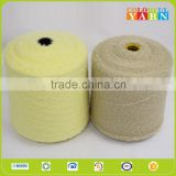 Wholesale wool acrylic nylon blend dralon Loop yarn for knitting