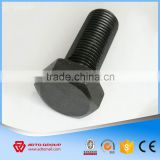 Factory price steel structural bolt and hex heavy bolts