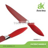 8 inches Non-stick Chef's knife Beautiful Kitchen Knife with Red color