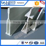 Top sale low price pigs goat poultry farm equipment plastic slat fiberglass beam for sale