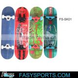 39 inch plastic skateboard canadian maple complete 4 wheel skateboard longboards skateboards for sale wholesale