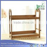 Wholesale Restaurant Kitchenware wooden spice rack Bamboo Spice Rack