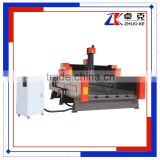 Stone Carving Machine Engraving Machine CNC Router For Stone 1300*2500mm With Z Height 600mm Desktop Computer Control ZK-1325