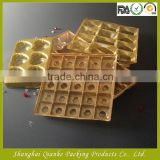 Gold Food Blister Tray