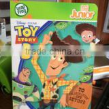LeapFrog Reader Junior Book Toy Story 3 To Imagination and Beyond (works with Tag Junior)