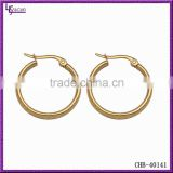 Wholesale 316L Surgical Steel Cartilage Self Piercing Hoop Earrings