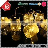 TZFEITIAN CE ROHS Approval wholesale factory battery operated led mason jar pendant light