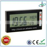 New Model Portable Digital LCD Calendar 2014 With Day Date ,Clock with Temperature Display