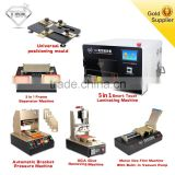 LCD Repair Machine Full Set Vacuum LCD Separator 3 in 1 A-frame separator Machine Air Bubble Removing Machine