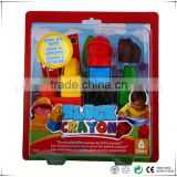Wax Crayon 2016 New Arrival 7 Color 7 PCS Shaped Crayon Baby Sets Nontoxic Children Type of Crayon