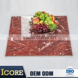 China Building Material Slip Resistant Red 60 60 Rectified Mexican Floor Tile